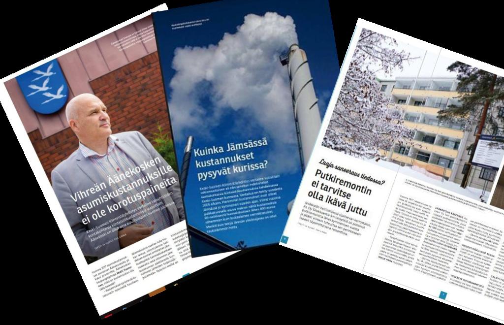 viestintätoimisto Esa Linna PR Services, Jyväskylä | Keski-Suomen kiinteistöviestin artikkeleita  Viestinnän näytteitä kskv 1024x660