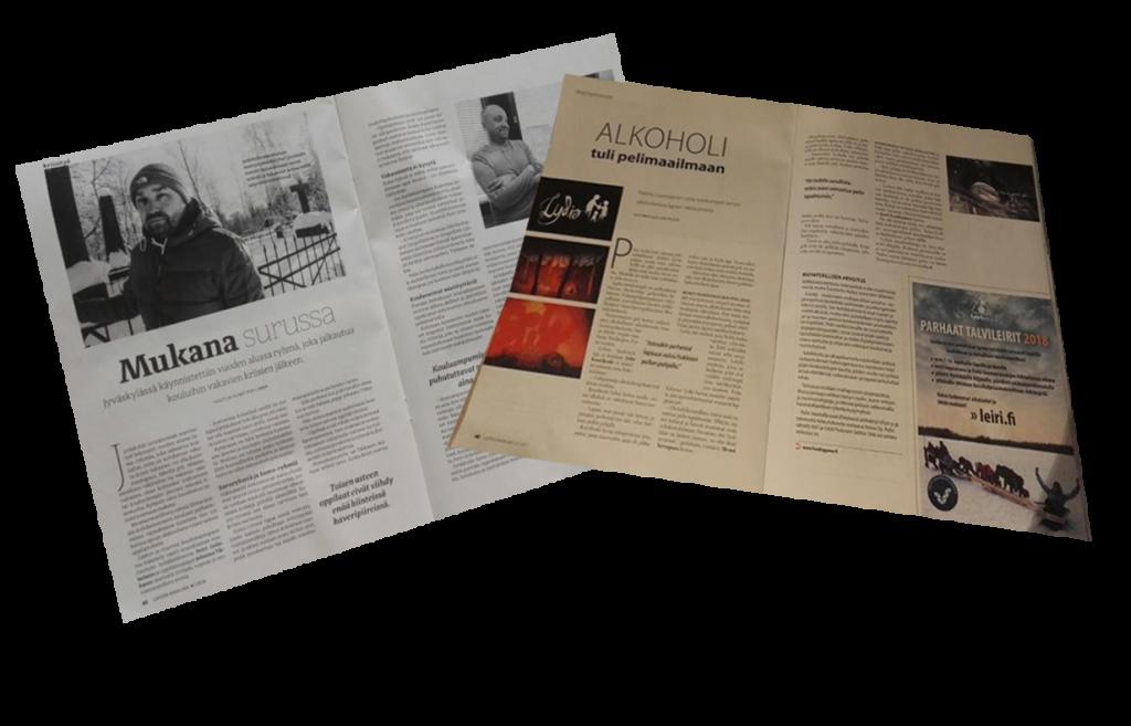 Viestintätoimisto Esa Linna PR Services, Jyväskylä | Lapsen Maailma -lehden juttunäytteitä  Viestinnän näytteitä lapsenmaailma 2 1024x657