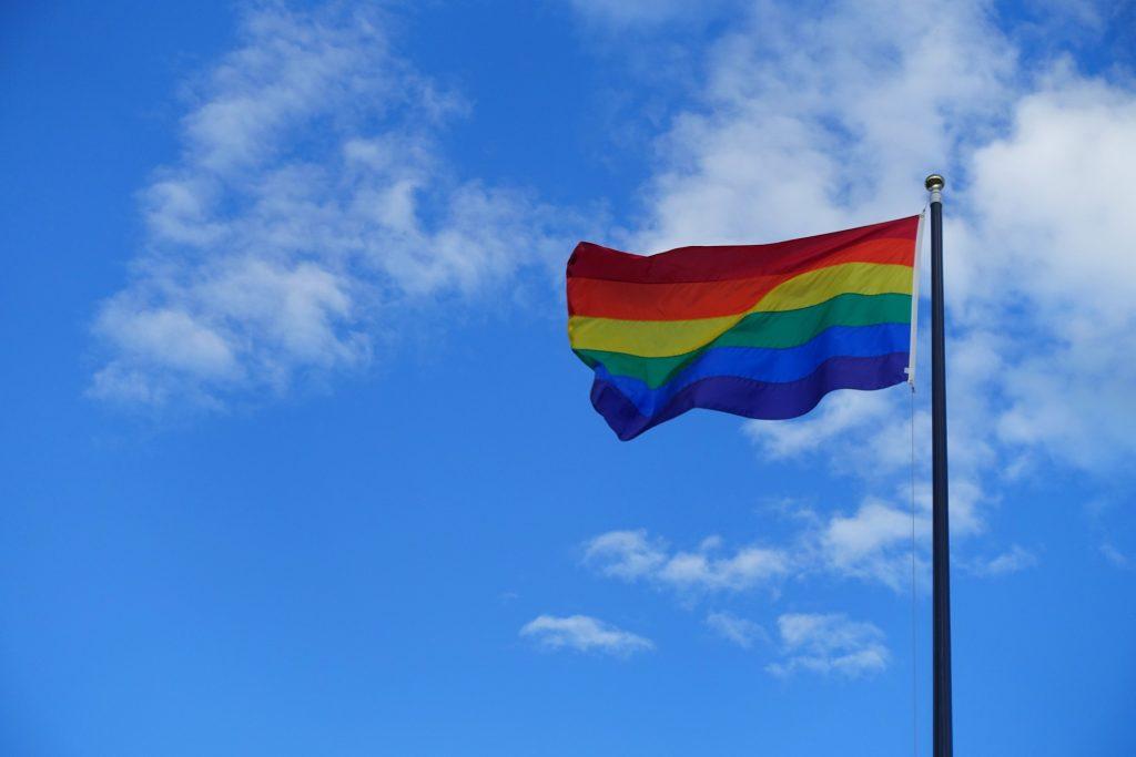 Sateenkaari-lippu / pride week  Kolumni: Homojen hommaa pride 2444576 1920 1024x683