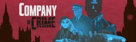 Oululaisen Resistance Gamesin strategiapeli Company of Crime julkaistaan elokuussa companyofcrime resistancegames
